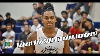 Robert Hite Draining 3s at the Miami Pro League