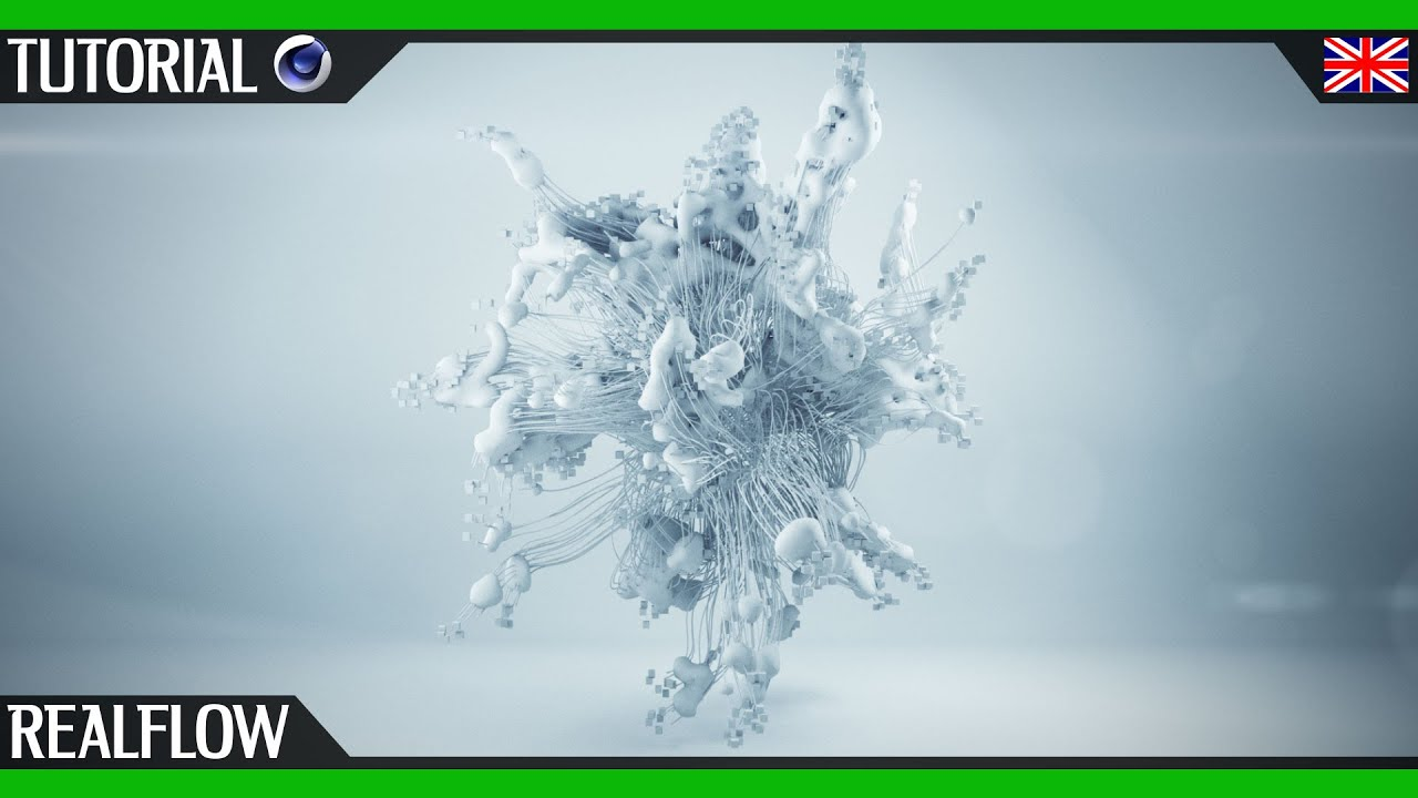 Mograph with Realflow Cinema 4D | Thinking Particles ...