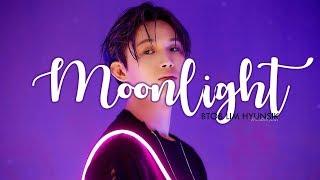 [HAN|ROM|ENG] BTOB Hyunsik - Moonlight Lyrics