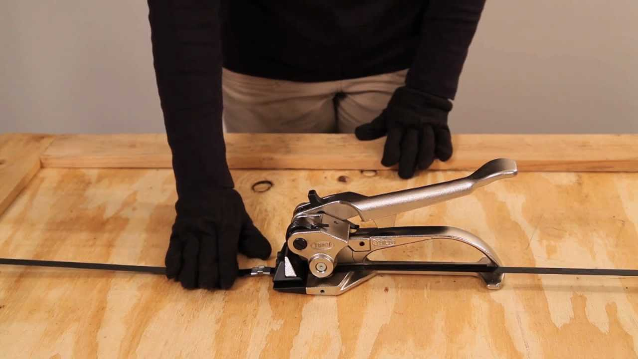 Push Sealing Steel Strapping With Products From Associated