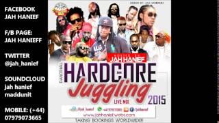 Jamaica Dancehall _ Hardcore Juggling 2015 live by JAH HANIEF (UK)