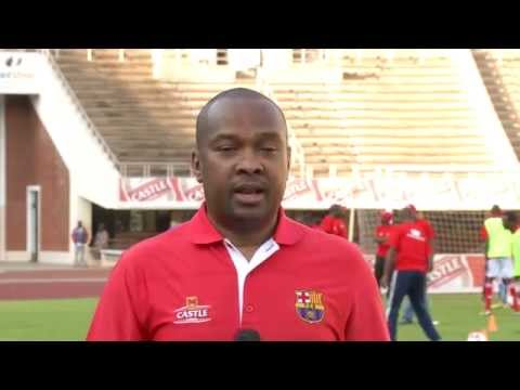 The Castle Lager Africa/FC Barcelona Coaching Clinics
