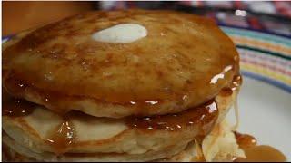 Recipe Good Old Fashioned Pancakes