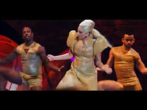 Lady Gaga Born this Way Ball Tour - World