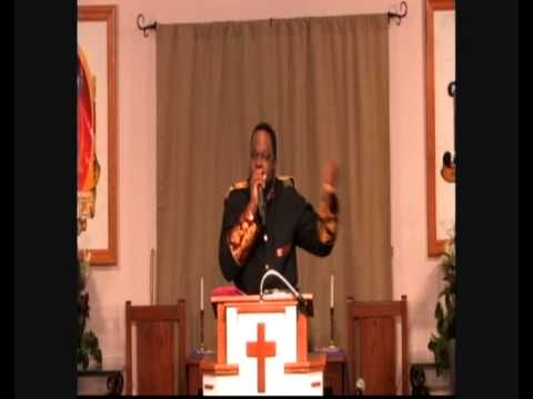 Bishop J. Donald Edwards, Jr - Natural Condition vs. Spiritual Position