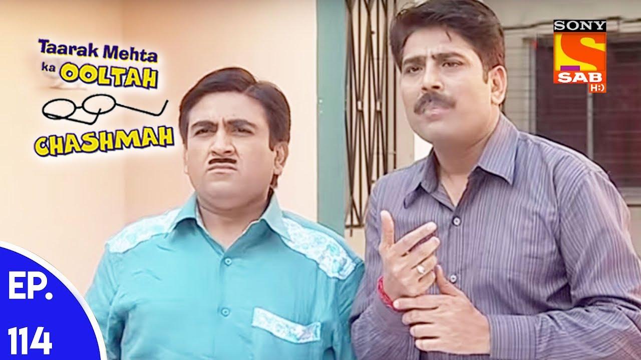 Taarak Mehta Ka Ooltah Chashmah - तारक मेहता का उल्टा चशमाह - Episode 114