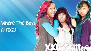 OMG Girlz -Where The Boys At Lyrics(new song)