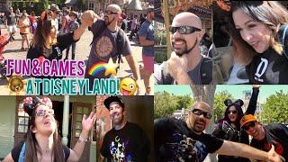 """I Spy"" The Rarely Played Disneyland Game!"