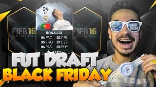 FIFA 16 : FUT DRAFT 90 SEKUNDEN CHALLENGE #1 - BLACK FRIDAY !! [TEIL 2/2]
