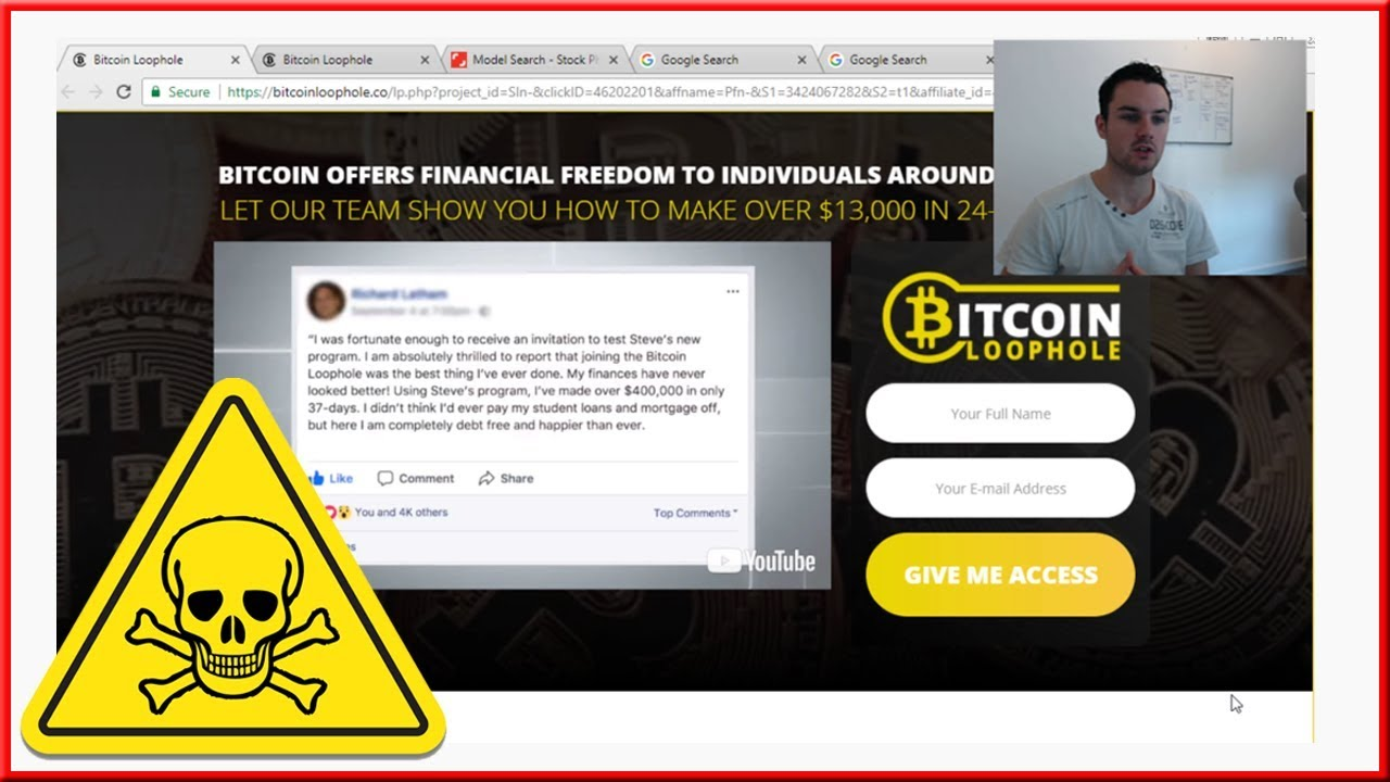 what is bitcoin loophole