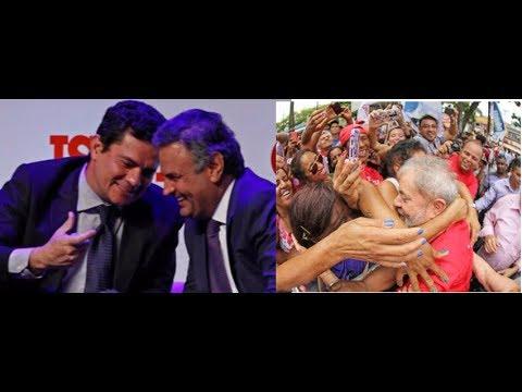 Pesquisa CNT/MDA prova que o povo quer Lula como presidente e que o judiciário não engana mais!