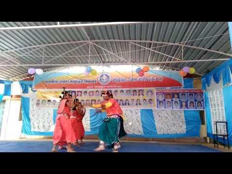Karma Kuhu Ke Gaabo || Chhattisgarhi Folk Karma Dance || Annual Day - 2018 thumbnail
