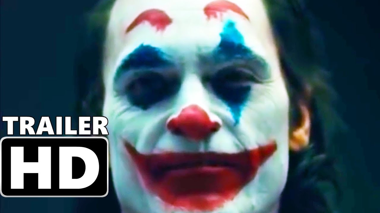 Joker Official Teaser Trailer 2019 Joaquin Phoenix Dc Comics
