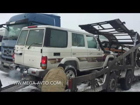 Toyota Land Cruiser 76 Охотник