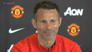 Repeat youtube video Ryan Giggs's first press conference as Manchester United manager
