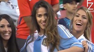 Veja as mais belas torcedoras de futebol pelo mundo !