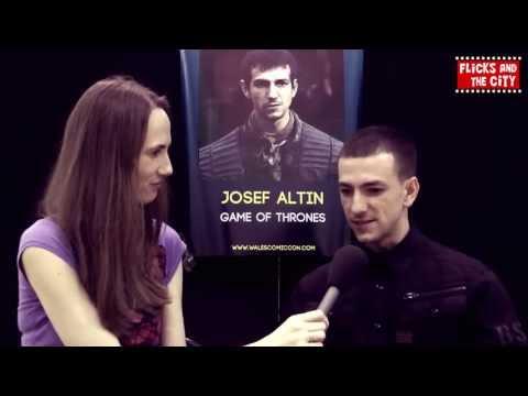 Game of Thrones Pyp Interview - Josef Altin