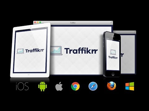 Traffikrr Review   Behind The Launch. http://bit.ly/2ZzjQc6