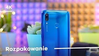 Huawei P Smart 2019 - Rozpakowanie + Pierwsze wrażenia