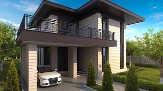 видео Архитектурное проектирование частных домов, коттеджей