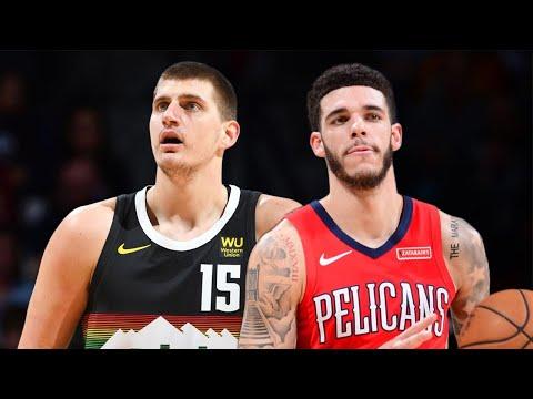 Denver Nuggets Vs New Orleans Pelicans Full Game Highlights | December 25, 2019-20 NBA Season