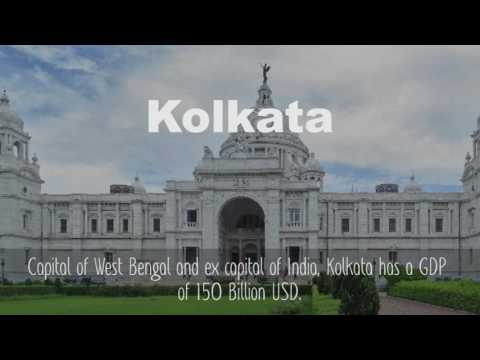 Top 10 Richest | Big Cities In India 2016
