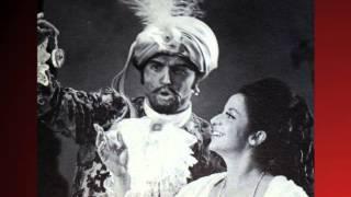 "Teresa Berganza y Tom Krause ""Il core vi dono"" Cosí fan tutte, Mozart"