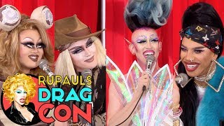 MUG with Kim Chi, Naomi Smalls, Pearl and Acid Betty @ RuPaul's DragCon2017