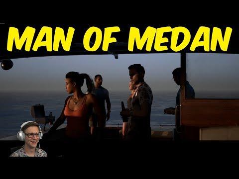 Man of Medan (Full Playthrough)