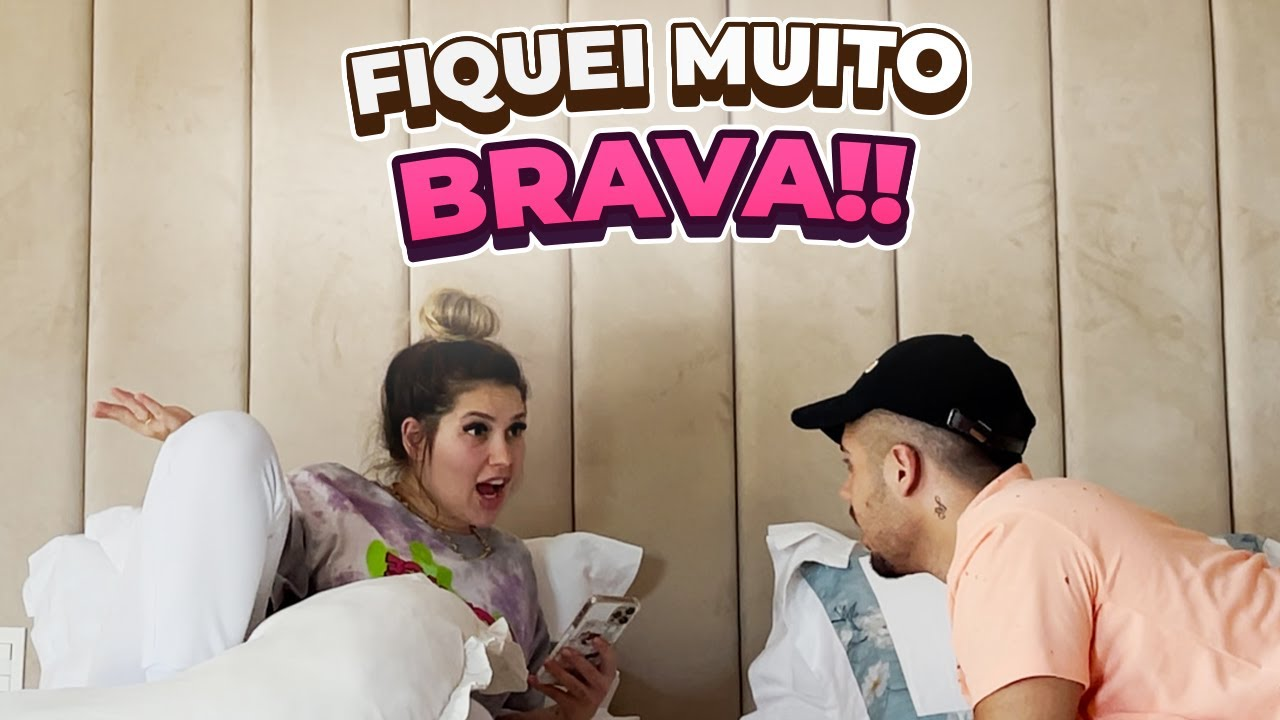 ELE ME FALOU QUE VAI EMBORA DO BRASIL E VAI DEIXAR A GENTE!!
