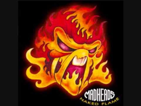 Кліп Mad Heads - Frightened By the Darkness