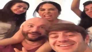 Paramparça [Kamera Arkası-3] Erkan Petekkaya - Nursel Köse - Leyla Tanlar