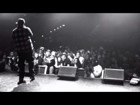 Day 3: New York | Smoke DZA Performing Continental Kush Breakfast