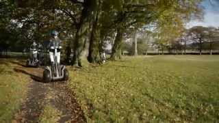 Amazing Segway Laporte Sky Bow Laser Clay Pigeon Shooting Experience