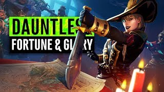 Dauntless | Fortune and Glory Update (Free-to-Play) Everything You Need To Know