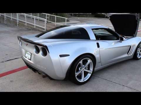 video:2011 Corvette GrandSport 428 Stroker