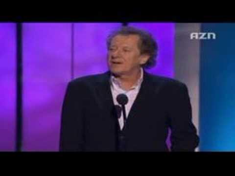 Chow Yun Fat Azn Lifetime Achievement award