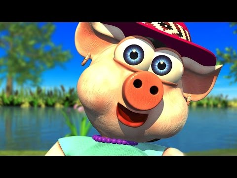 A Porquinha Foi Passear - A Fazenda do Zenon 3 | O Reino das Crianças