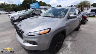 The 2015 Jeep Cherokee 4x4 - For Sale Review @ Marchant Chevy | August 2018