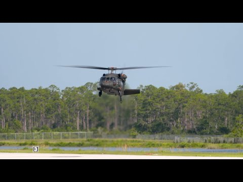Sikorsky Black Hawk First Flight Using Newest Fly-By-Wire Technology