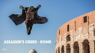 Assassin's Creed - Parkour in Rome 4k