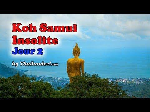 Voyage en Thaïlande : Koh Samui hors des sentiers battus