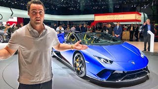 I'M Buying The New 2018 Huracan Performante Spyder!?