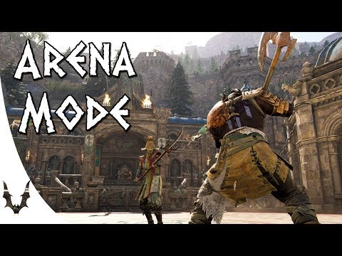 For Honor - Early Look at the Training Arena