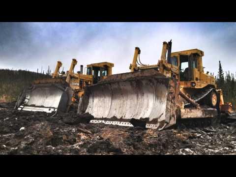Gold Rush in Alaska Extended Title Music