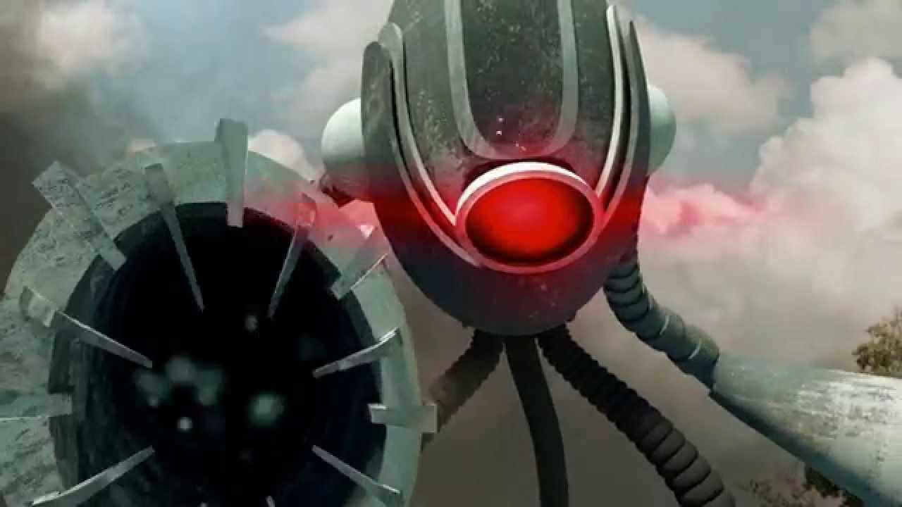 3d animation alien - 2 8