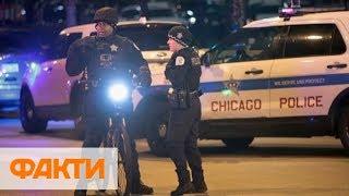 Скачать Стрельба в Чикаго неизвестный открыл огонь по людям в парке