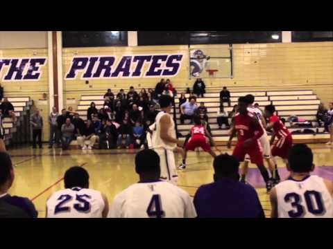 Joseph McCoy Tottenville high school Sophomore 2015-2016 highlight video