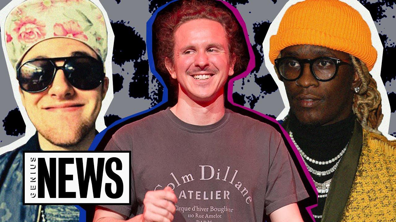Meet Joey Badass & Young Thug's Favorite Fashion Designer   Genius News
