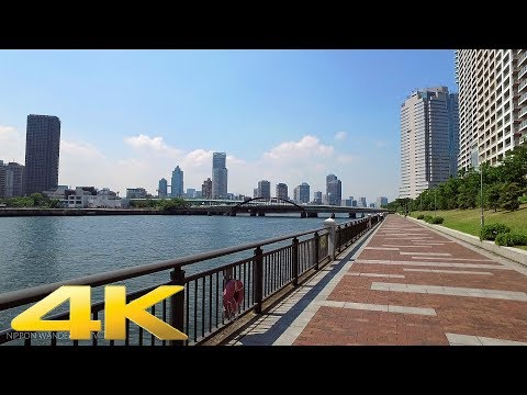 Walking around Toyosu, Tokyo - Long Take【東京・豊洲】 4K